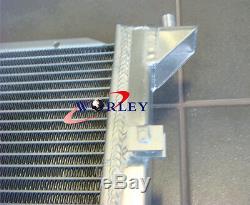 Brand New Aluminum Alloy Radiator+Shroud+Fan for Ford BA BF Falcon V8 XR8 XR6