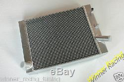 CUSTOM FOR MERCEDES BENZ Unimog 406/413/416 1970S Aluminum alloy radiator 86MM