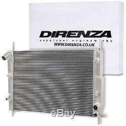 DIRENZA 40mm ALLOY SPORT RADIATOR RAD FOR FORD MONDEO MK2 1.6 1.8 2.0 2.5 V6 ST