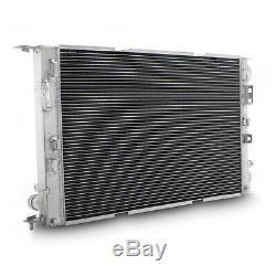 Direnza High Flow Alloy Radiator Rad For Audi A6 C6 2.0 Tfsi 3.0 Tdi S6 04-14