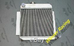 FIT BMW E10 2002/1802/1602/1600/1502 TII/TURBO 50mm Aluminum Alloy Radiator