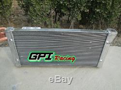 FIT VOLKSWAGEN CORRADO G60 1.8L 16V WithAC. M/T ALUMINUM ALLOY RADIATOR