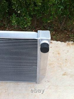 FOR 56MM Ford Falcon V8 6cyl XC XD XE XF Aluminum Alloy Radiator