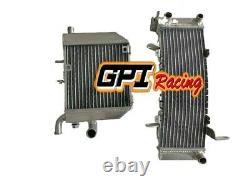 FOR HONDA VFR400R VFR 400 R NC30 1989-1992 1991 Aluminum Alloy Radiator+HOSE