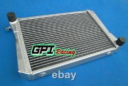FOR MG Midget 1275 M/T 1967-1974 1968 1969 70 aluminum alloy radiator