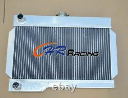FOR MG Rover MGB /GT 1.8L MT CUSTOM Aluminum Radiator 1962-1974 1973