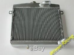 Fit Alfa Romeo 105/115 Series GT 1.3 1.6 GTV GTC 71-77 Full aluminum radiator