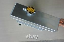 Fit Austin A30/A35 SM6867 Coventry 576 Vintage car aluminum radiator 2 Rows 50MM