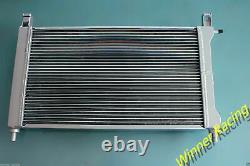 Fit Fiat UNO 146 1.3 TURBO 1985-1990 1.4 Turbo 1990-1998 Full aluminum radiator