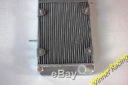 Fit Fiat X1/9 Bertone X1/9 Lancia Scorpion & Montecarlo Aluminum Alloy Radiator