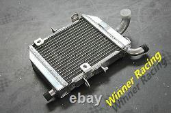 Fit Honda VFR400R NC30 1989-1996 1995 Aluminum Alloy Radiator &Silicone Hose