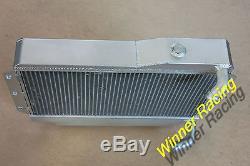 Fit Mgb Gt/roadster Top-fill 1968-1975 Aluminum Alloy Radiator