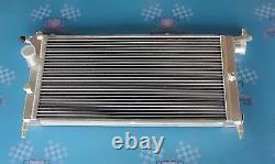 Fit Opel/VAUXHALL COMBO/CORSA B/TIGRAHOLDEN 1.2 1.4 1.6 94-01 aluminum radiator