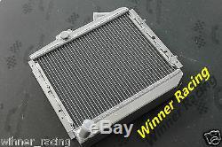 Fit RENAULT 5/R5 GT TURBO 1985-1991 ALUMINUM ALLOY RADIATOR 40MM CORE