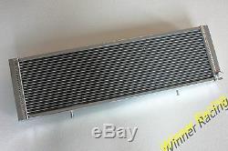 Fit TVR 2500M 2.5L 1972-1977 3000M 3.0L 1972-1974 M/T 56MM Aluminum Radiator