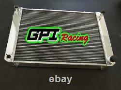 Fit Triumph TR7 1975-1979 75 76 77 78 79 alloy aluminum radiator 62MM 3ROW