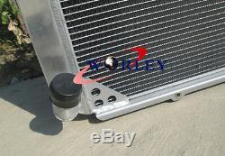 For 3 ROW NISSAN Patrol GQ 2.8 4.2 DIESEL TD42 &3.0 PETROL Y60 Aluminum Radiator