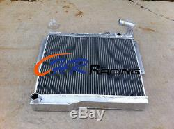 For 56mm Aluminum Alloy Radiator Mg Mgb Gt/roadster 1977-80 1977 1978 1979