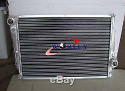 For BMW E46 M3 323 325 328 330 97-00 Aluminum Alloy Radiator