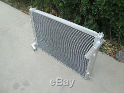 For BMW MINI COOPER S 1.6 / TURBO R50 / R52 / R53 aluminum radiator manual