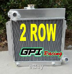For Bmw E10 2002/1802/1602/1600/1502 Tii/turbo At Alloy Radiator