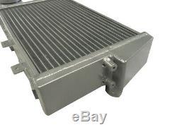 For Bmw K100 Rt/Rs Aluminum Radiator 1984-1990 New 86 87 88 89 90