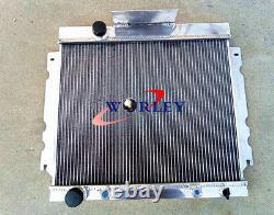 For Chrysler Valiant VG HEMI 6 Cyl Aluminum alloy radiator