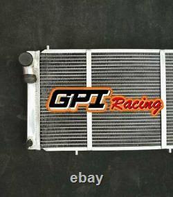 For Citroen Bx Gti 1.9i 16v 1988-1994 Aluminum Alloy Radiator 1991 1992 1993
