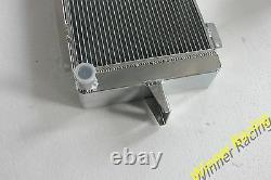 For Ford Escort RS 2000 COSWORTH /SIERRA RS500 2.0 16V Aluminum Radiator 70MM
