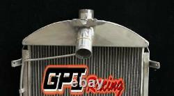 For Ford model A 1928-1929 1928 1929 Aluminum Alloy Radiator