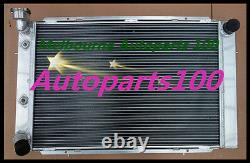 For HOLDEN Radiator&Shroud&Fan WB STATESMAN UTE SEDAN 253&308 V8 Alloy 1980-1984