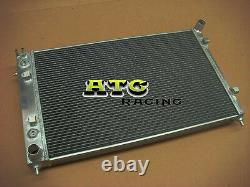 For HOLDEN VY COMMODORE SS 5.7L GEN 3 V8 LS1 2002-2004 Radiator + shroud + fans