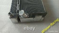 For Lotus 23 and 23B 1962-1965 Custom Aluminum Radiator & Oil Cooler
