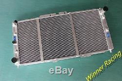 For Mazda MX3/MX-3 1.8L 24V K8 1991-1998 1997 1996 Aluminum Radiator 56MM