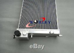 For PEUGEOT 106 GTI & RALLYE / CITROEN SAXO / VTR VTS Aluminum Radiator +FAN