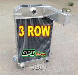 For TRIUMPH TR2/TR3/TR3A/TR3B MT ALUMINUM ALLOY RADIATOR