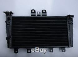 For Triumph 1050 Speed Triple Aluminum Radiator 2005-2010 06 07 08 BLACK