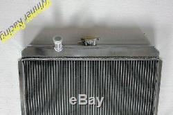 For Triumph 2000 MK2 2500TC/S 2.5 S PI 1969-1977 Aluminum Alloy Radiator