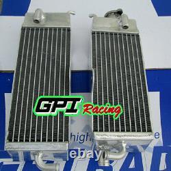 For Yamaha Yz250 1993 1994 1995 94 95 Aluminum Alloy Radiator & Hose
