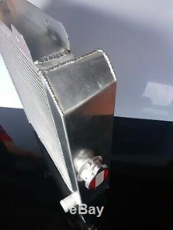 Ford Capri 2.8 Radiator Aluminium