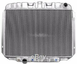 Ford Mustang 302 351 390 428 1967 1968 1969 1970 24 Alloy Radiator V8 Aluminium