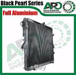 Full Alloy 3Core Radiator For FORD RANGER PX / MAZDA BT-50 Petrol Diesel 2011-On