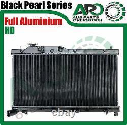 Full Alloy Radiator For SUBARU FORESTER SJ SH 2.0 D Diesel EE20 03/2008-On