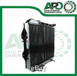 Full Alloy Radiator TOYOTA HILUX RZN147R RZN154R RZN169 LN179R 2.7L Petrol 97-05