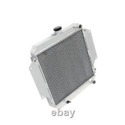 Full Aluminum Radiator Fits Samurai / Sj 410 / Sj 413 1.0 / 1.3