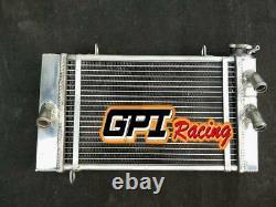 GPI Fit Yamaha TZ250 4DP TZ 250 4DP 1992-1995 1993 1994 Aluminum Alloy Radiator