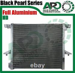 HD Full Alloy Radiator VOLKSWAGEN AMAROK 2H 2.0L Turbo Petrol Diesel Auto Manual