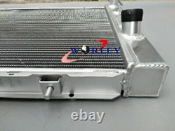HOLDEN Commodore VB VC VH VK V6 78-86 RACE aluminum alloy radiator AT/MT