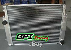 Hi-flow Aluminum Alloy Radiator And 16 160w Fan Bmw E36 M3/z3/325td