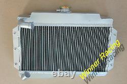 Hi-perf. Aluminum Alloy Radiator Mg Mgb Gt/roadster Top-fill 1968-1975 1972 1973